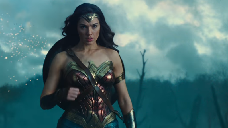 All The World Has Been Waiting For The Wonder WomanTrailer Mashed Up With The '70s TV ShowTheme
