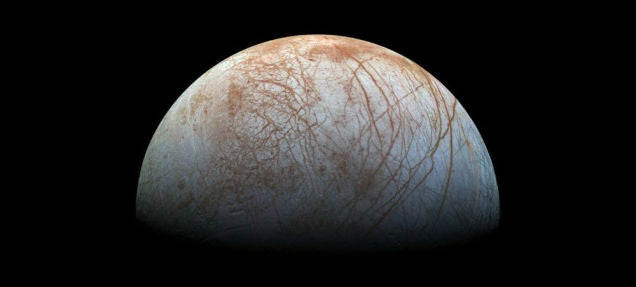 NASA May Soon Send A Spacecraft To Jupiter's Moon Europa