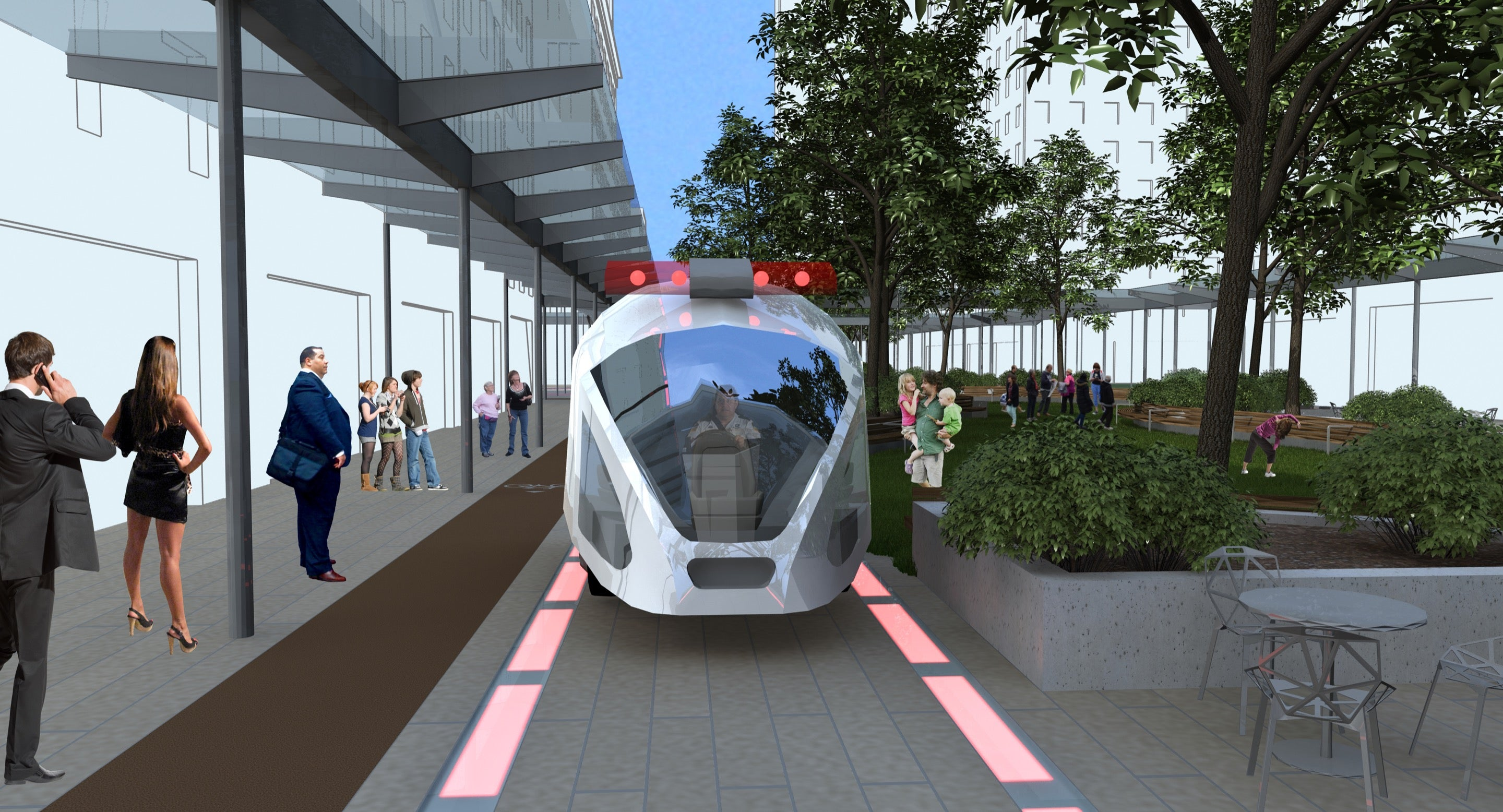 7 Big Ways Our Cities Will Improve When Driverless Cars Hit the Streets