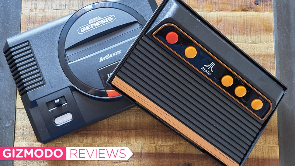 I Tested Two Retro Consoles – One Good, One Hot Garbage