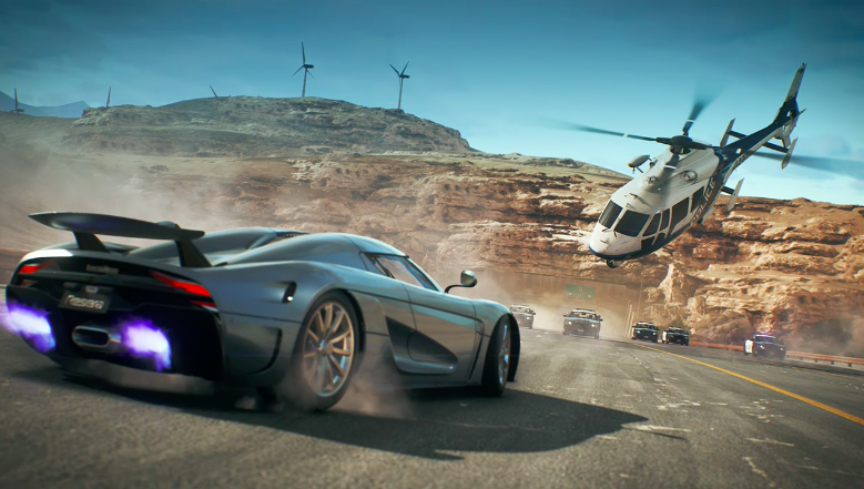 Three Minutes Of Need For Speed Payback Gameplay