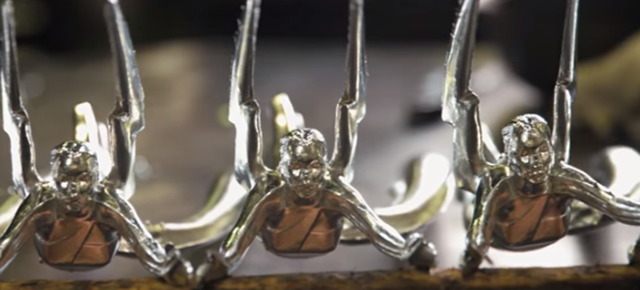 Watch How an Emmy Statuette Comes to Life