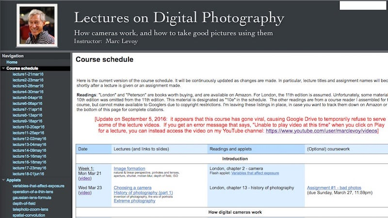 This Free Course Teaches You Everything You Need To Know About Digital Photography
