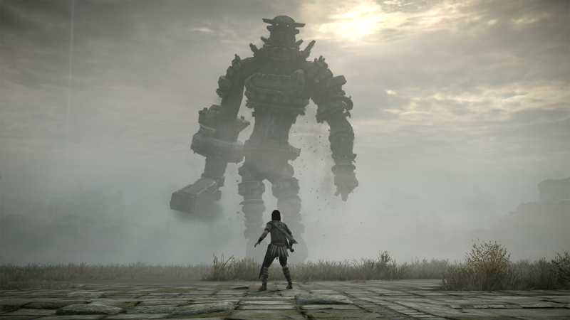Shadow Of The Colossus Might Be Video Games' Most Beautifully Twisted Fairy Tale