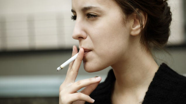 Australian Researchers Study How Cigarette Packaging Fools You