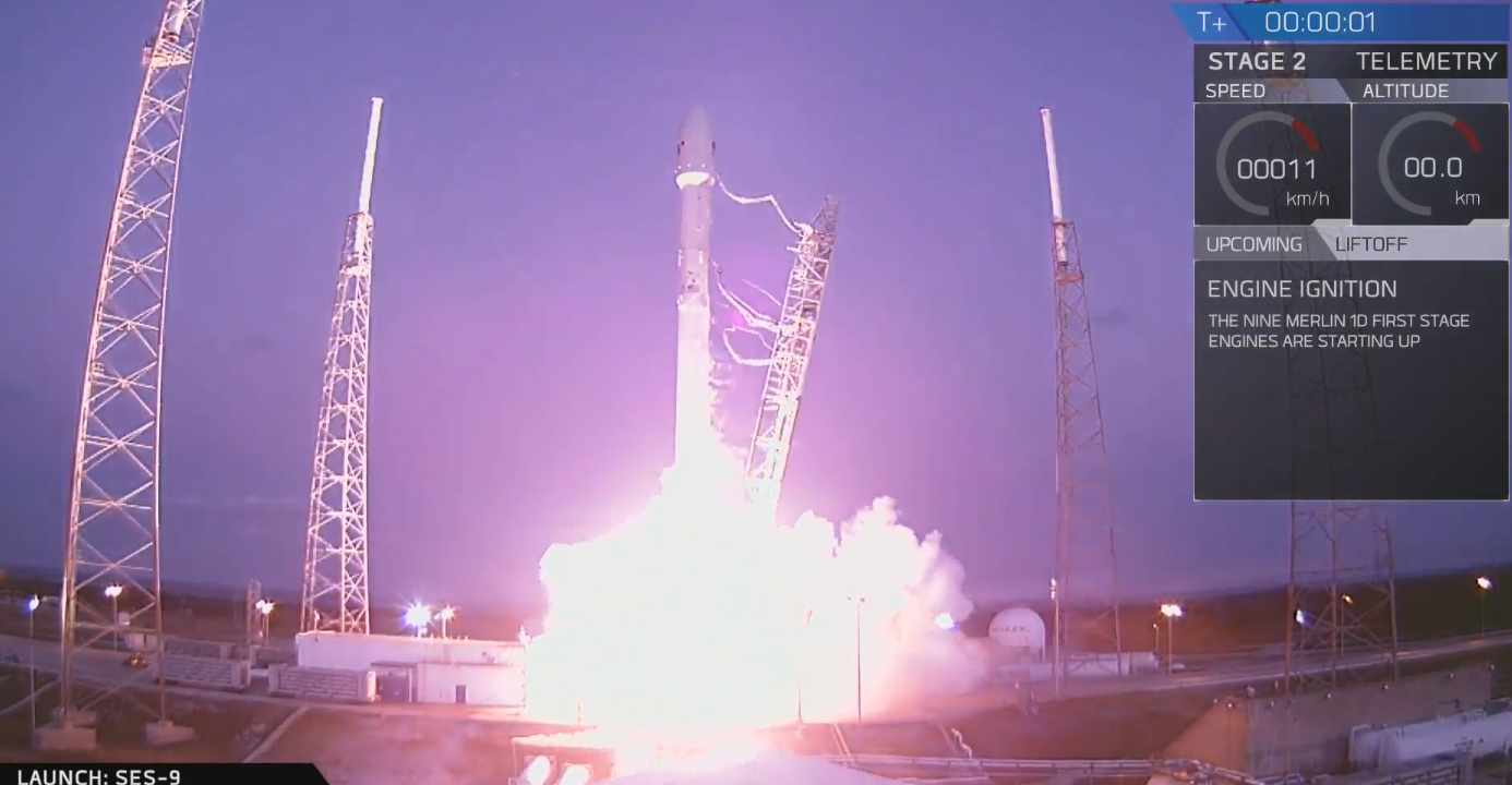 All The News You Missed Over The Weekend: SpaceX Launched A Satellite (Finally)