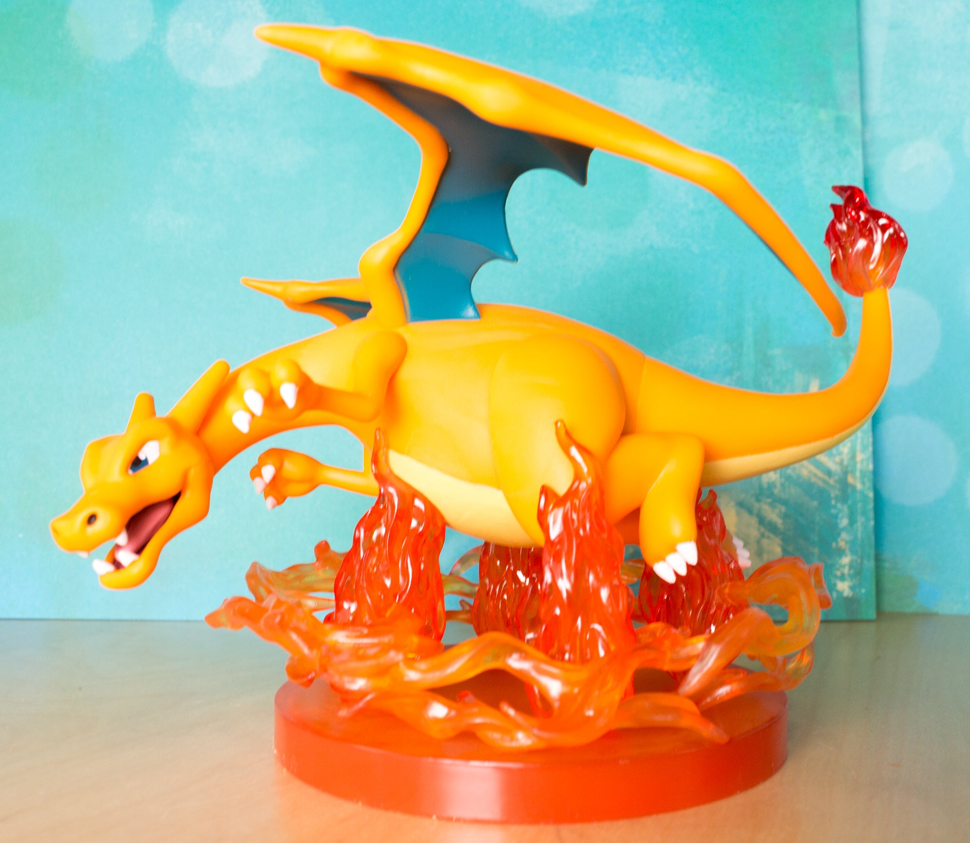 Charizard-Blast Burn Pokemon Gallery Figure DX