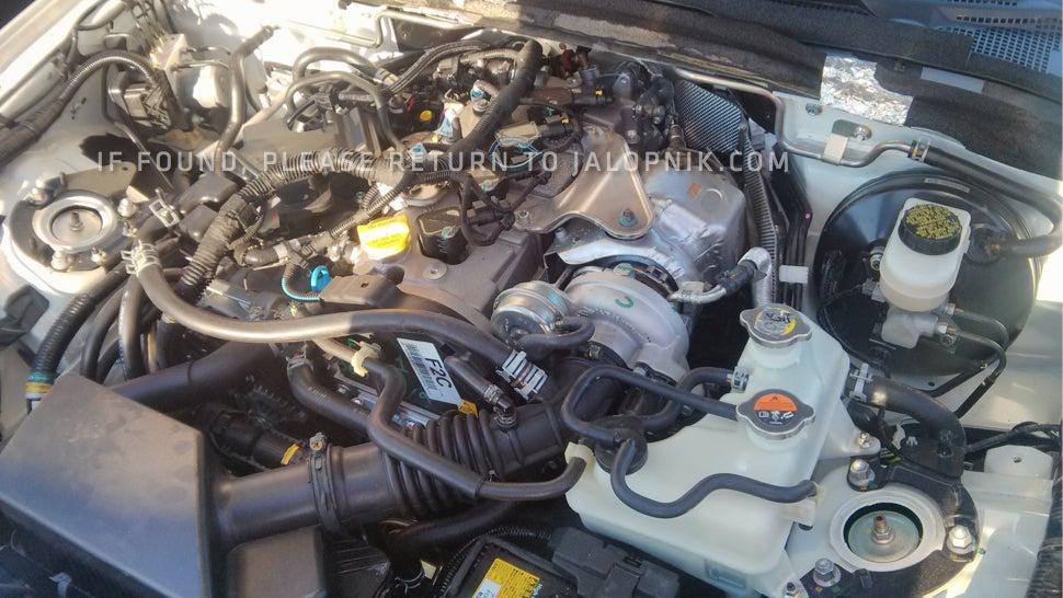 Fiat 1.4 multiair turbo engine reliability