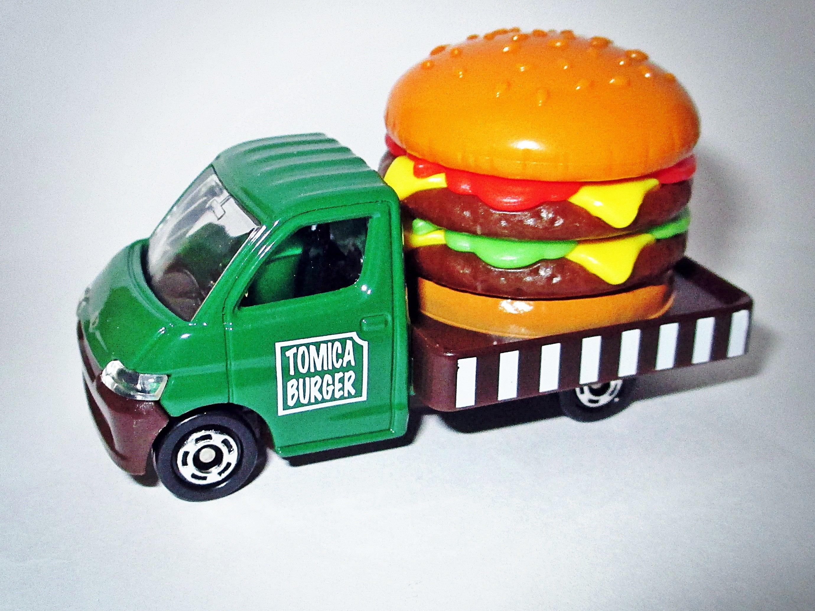 Hot Wheels Fast Food Series