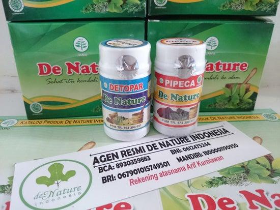 Paket Obat Detopar & Pipeca