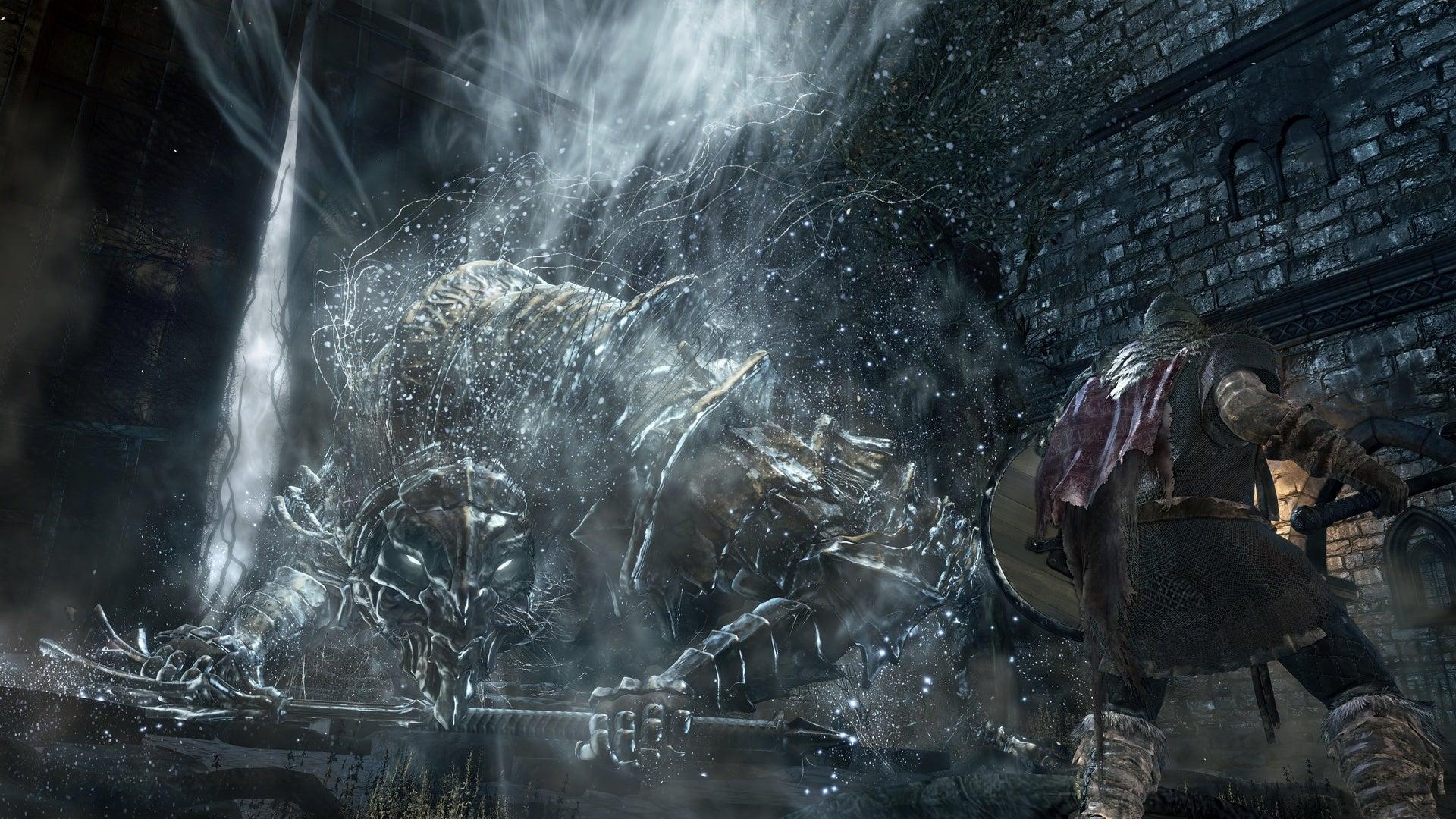 زیباترین عکس های بازی dark souls 3