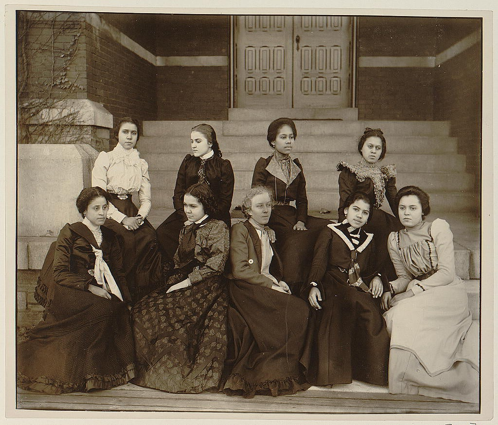 What was the role of women in the Induatrial Revolution?