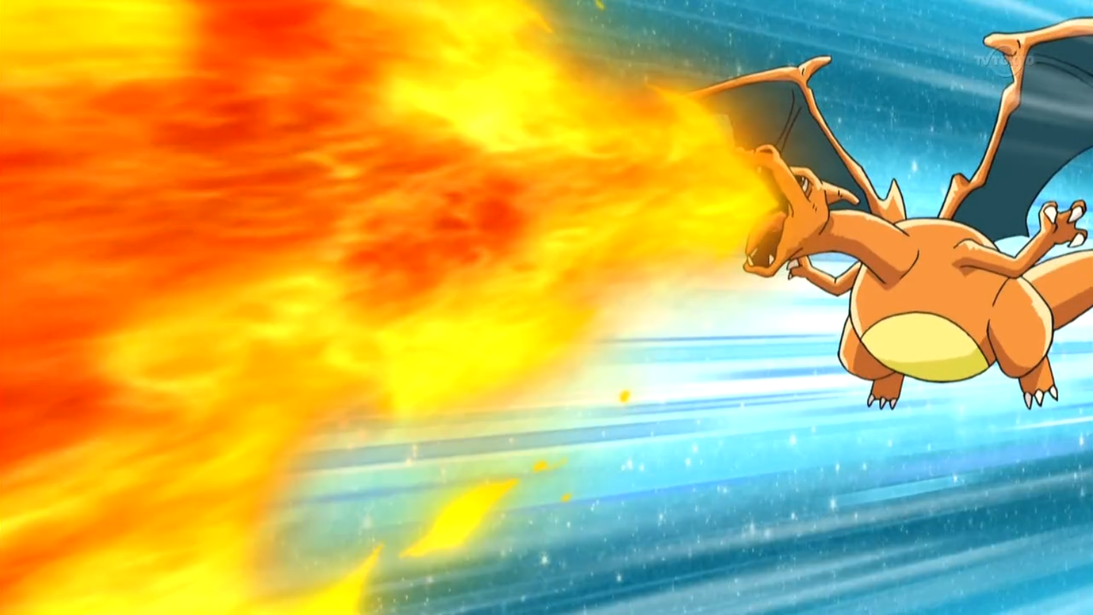 Charizard Attacks
