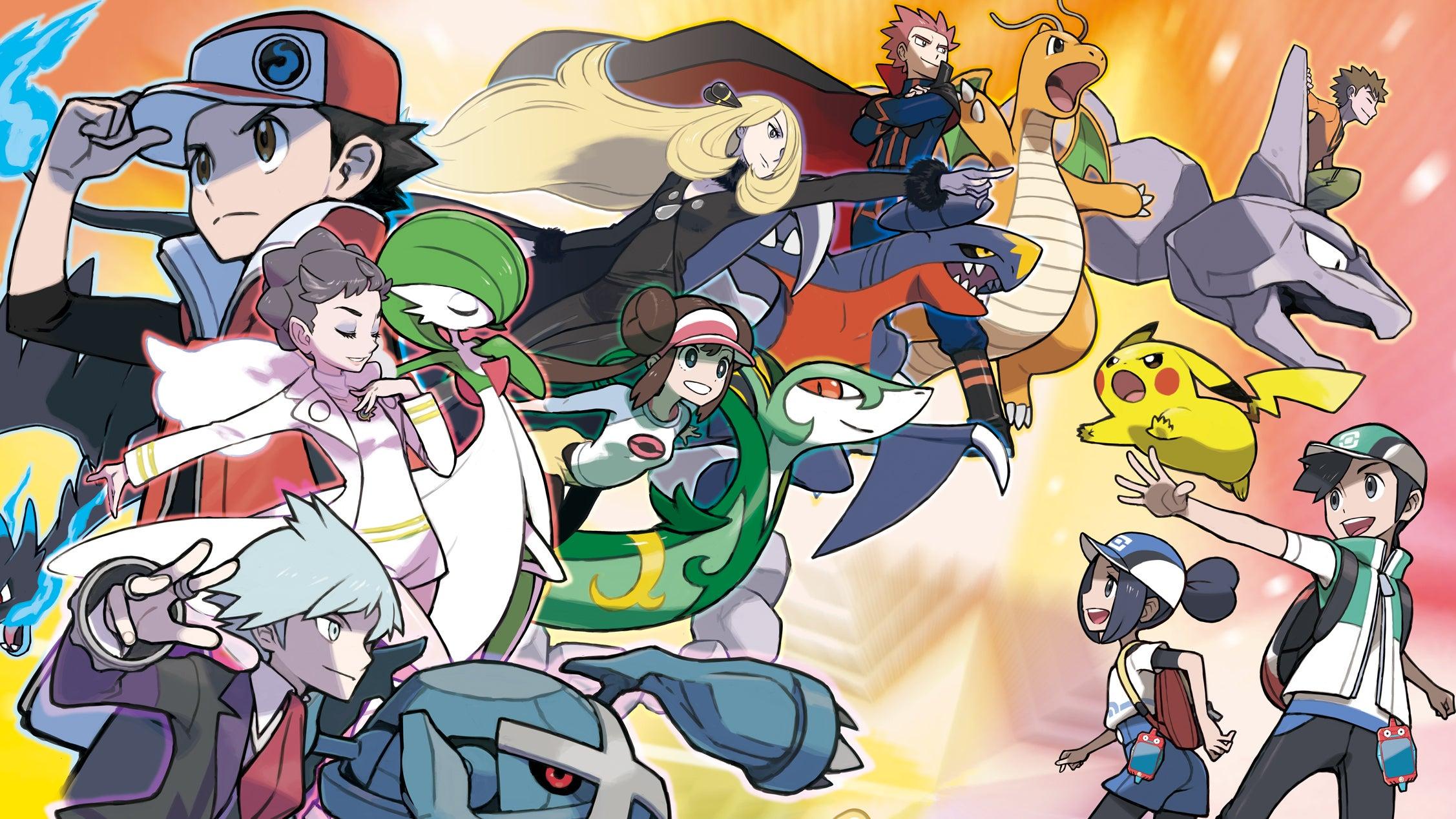 Pokemon Masters Is Live In Australia