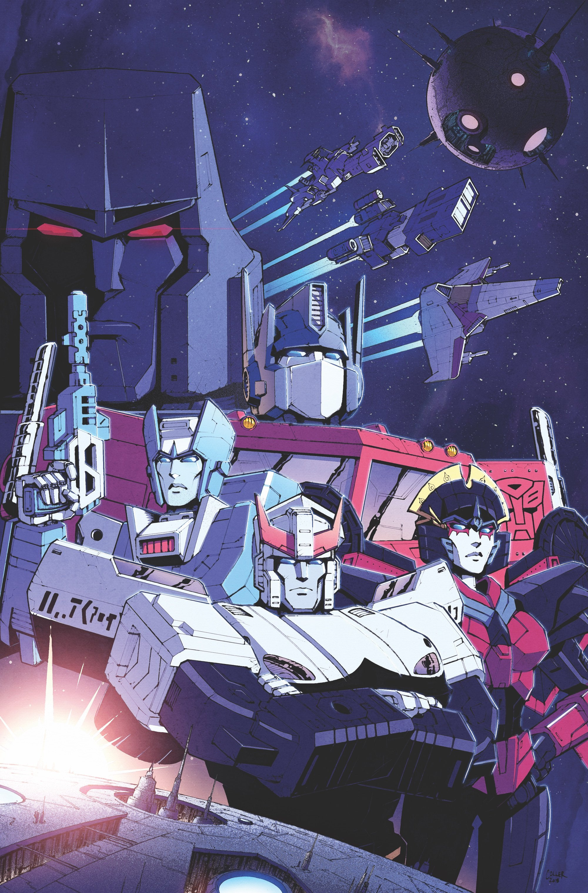 IDW's Transformers Reboot Is Going Back to Where it All