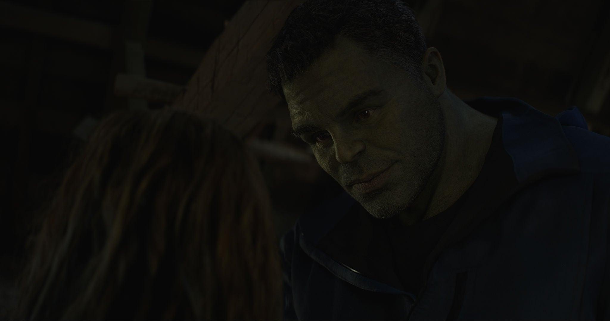 Avengers Endgame Spoiler Vfx Stills Highlight Hulk S New