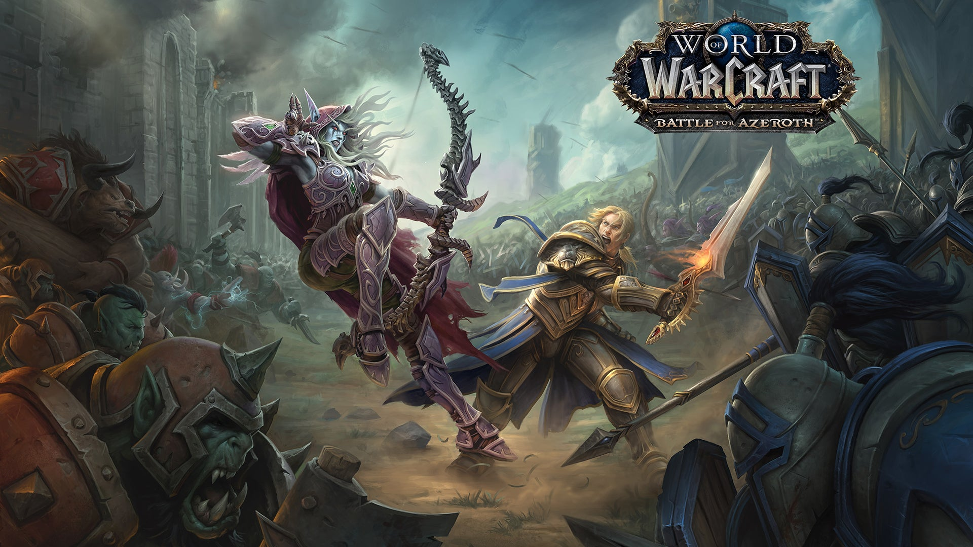 Battle for Azeroth Arrives In August