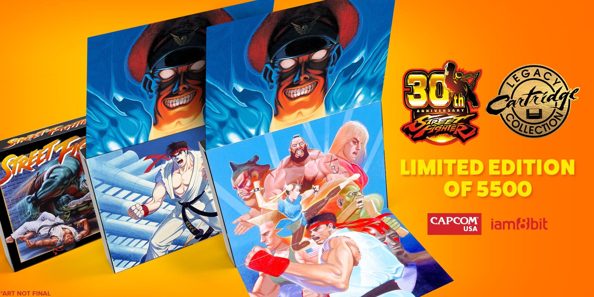 SNES Super Street Fighter 2