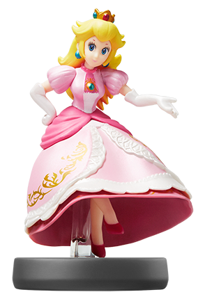 Peach Amiibo Lets You Cheat Like Hell At Super Mario Odyssey