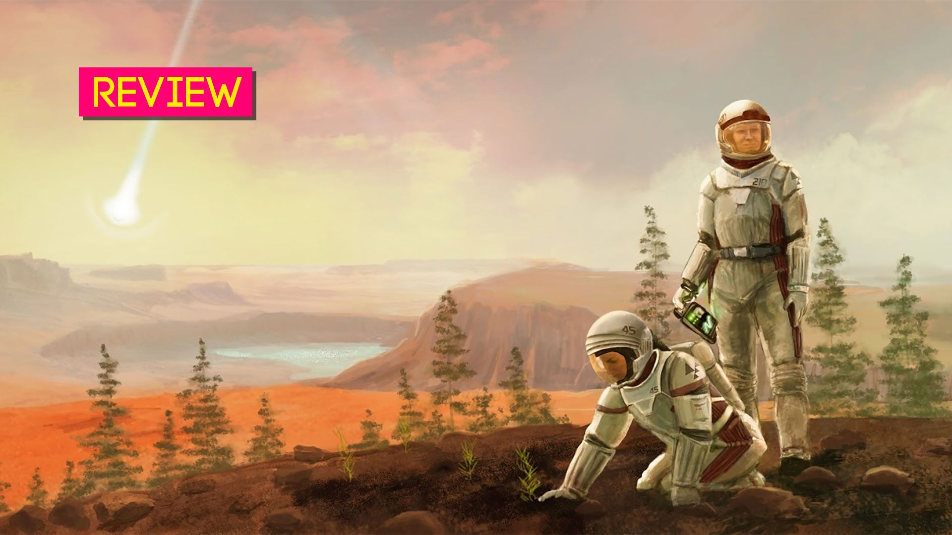 Terraforming Mars: The Kotaku Review