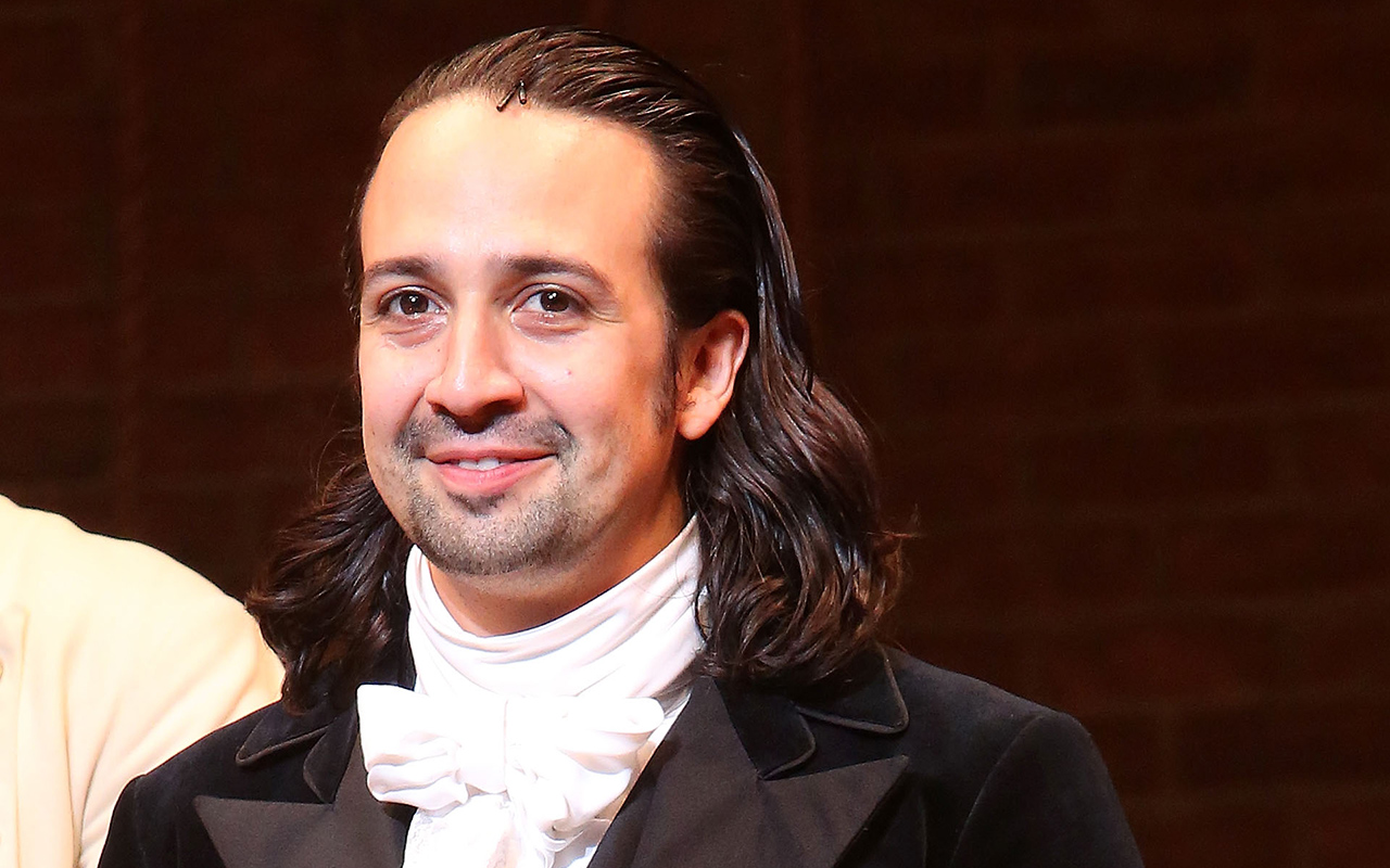 you are lin manuel miranda can you avoid blowing all your hamilton