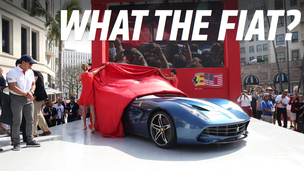Does Fiat Own Ferrari Car Info