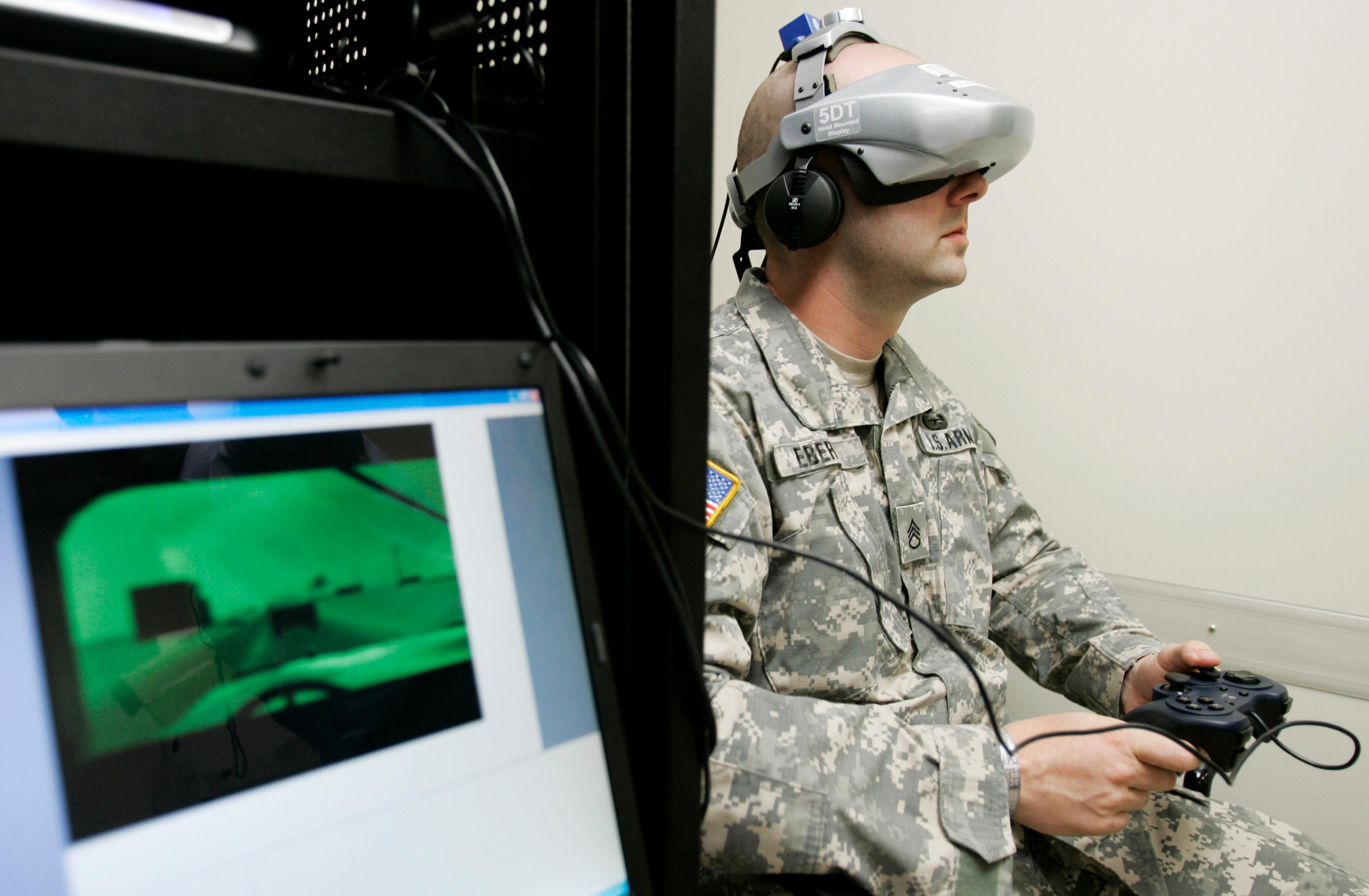 zastosowania wirtualnej rzeczywistości