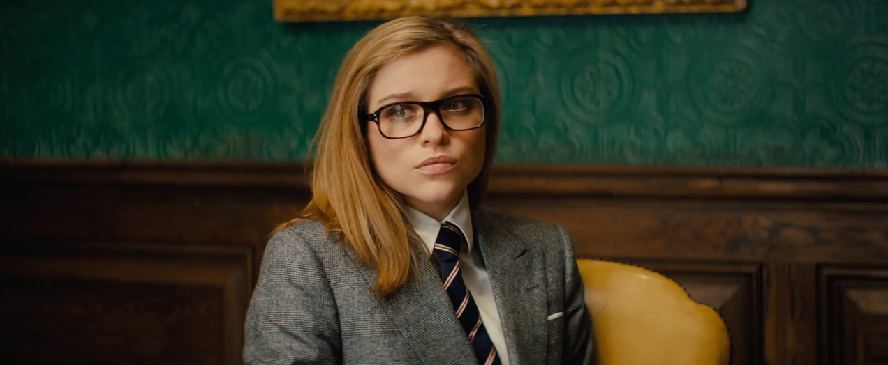 Sophie Cookson Picture 1: A Few Things We Noticed In The Very Packed Trailer For