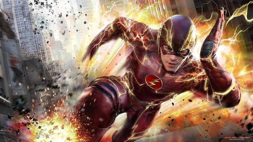The Flash 1x07, 1x08 y 1x09 Espa&ntildeol Disponible