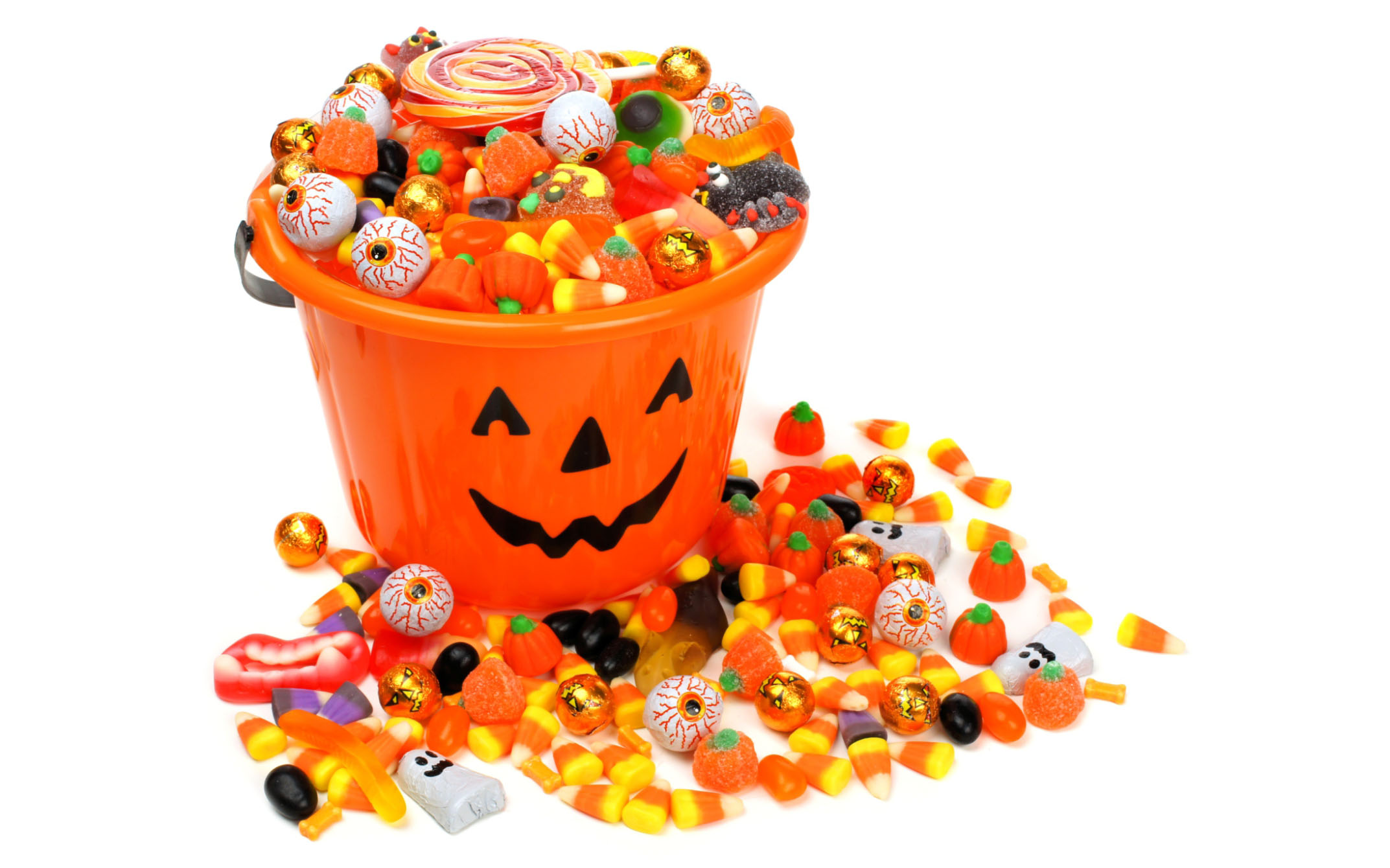 it's halloween! can you trick-or-treat your way to a massive candy haul?
